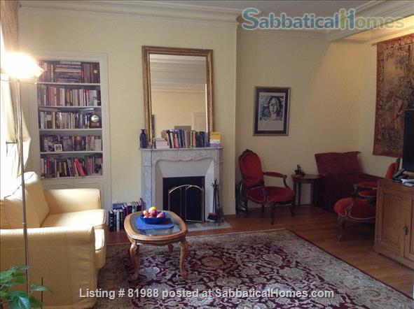 Charming one bedroom: 6th arrondissement; Near Bon Marche Department Store Home Rental in Paris, Île-de-France, France 1