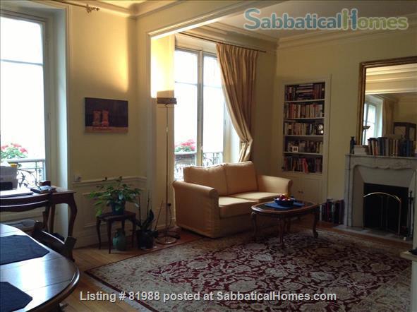Charming one bedroom: 6th arrondissement; Near Bon Marche Department Store Home Rental in Paris, Île-de-France, France 0