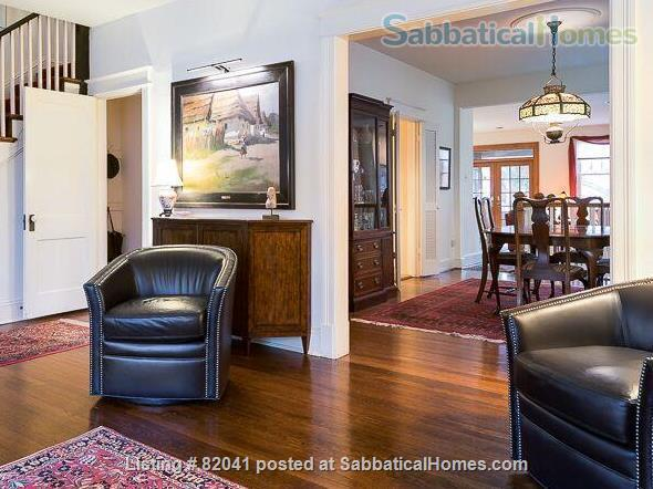Beautiful DC Chevy Chase/Friendship Heights beautiful single family house in highly desirable DC Chevy Chase/Friendship Heights Home Rental in Washington, District of Columbia, United States 2