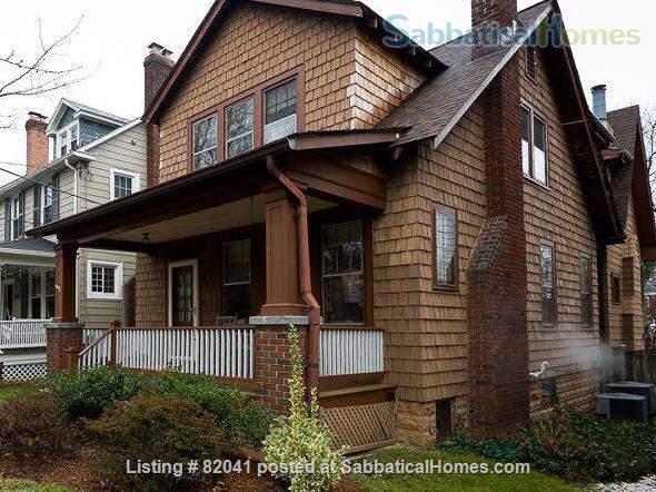 Beautiful DC Chevy Chase/Friendship Heights beautiful single family house in highly desirable DC Chevy Chase/Friendship Heights Home Rental in Washington, District of Columbia, United States 5