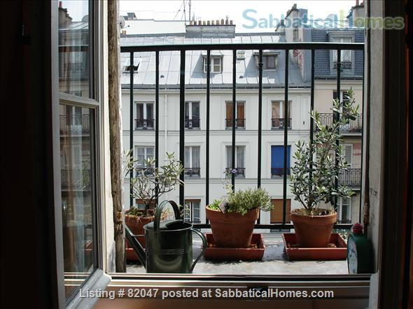 listing image for Charming parisian apartment on 2 levels (dupleix) - Canal St Martin