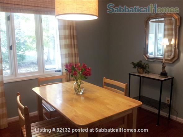 Premium 2 Bedroom + 2 Full Baths + Office + Pool    Home Rental in Durham, North Carolina, United States 5