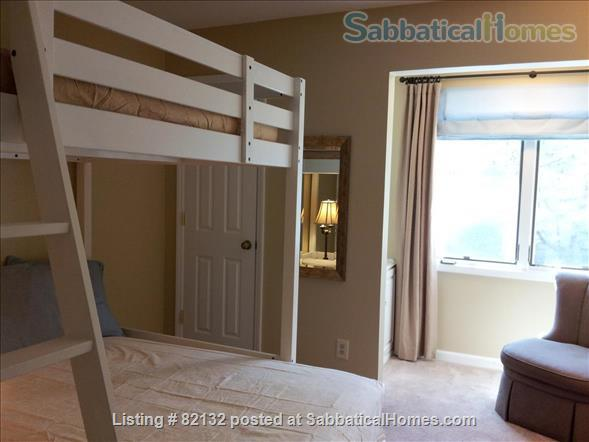 Premium 2 Bedroom + 2 Full Baths + Office + Pool    Home Rental in Durham, North Carolina, United States 7