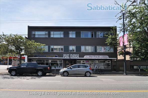 Point Grey furnished 1 BR apt. very near UBC for 2021-22 academic year Home Rental in Vancouver, British Columbia, Canada 9
