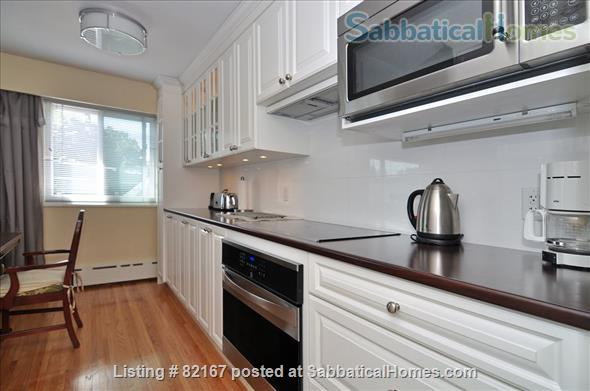 Point Grey furnished 1 BR apt. very near UBC for 2021-22 academic year Home Rental in Vancouver, British Columbia, Canada 1