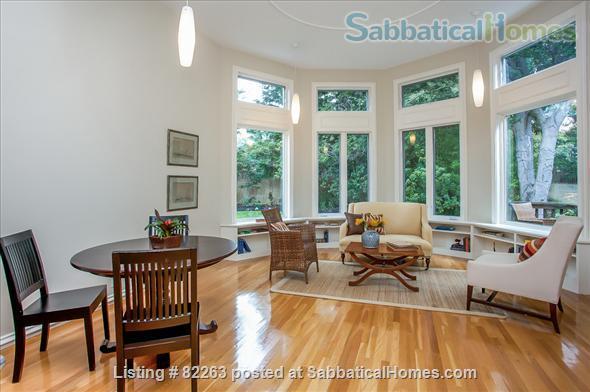 1BR+ Elegant North Berkeley/Gourmet Ghetto Duplex - 1000 sq. ft. Home Rental in Berkeley, California, United States 0