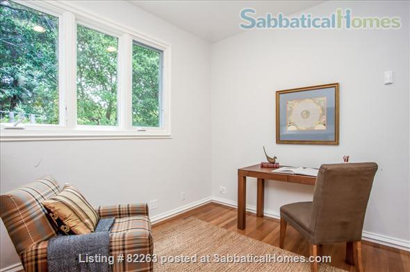 1BR+ Elegant North Berkeley/Gourmet Ghetto Duplex - 1000 sq. ft. Home Rental in Berkeley, California, United States 2