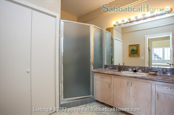 1BR+ Elegant North Berkeley/Gourmet Ghetto Duplex - 1000 sq. ft. Home Rental in Berkeley, California, United States 4
