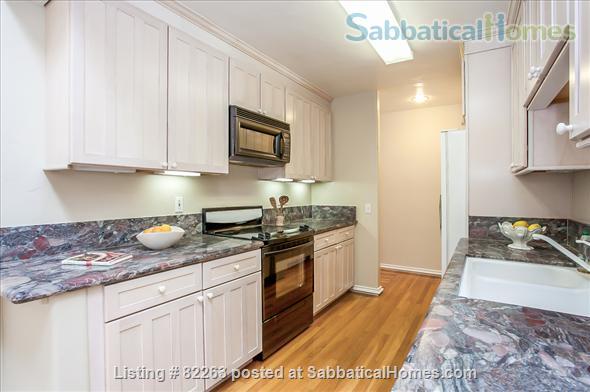 1BR+ Elegant North Berkeley/Gourmet Ghetto Duplex - 1000 sq. ft. Home Rental in Berkeley, California, United States 5