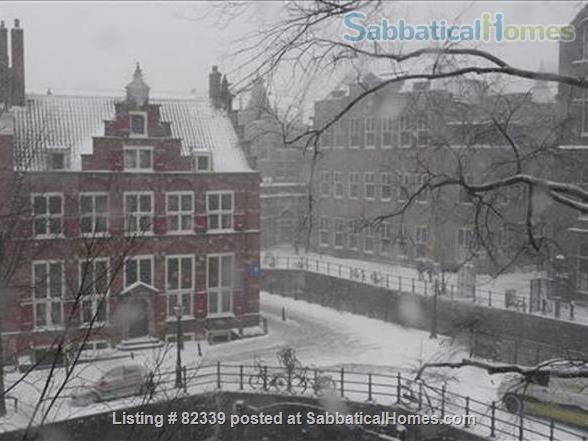 Lovely apartment in most charming part of AMSTERDAM Home Rental in Amsterdam, Noord-Holland, Netherlands 9