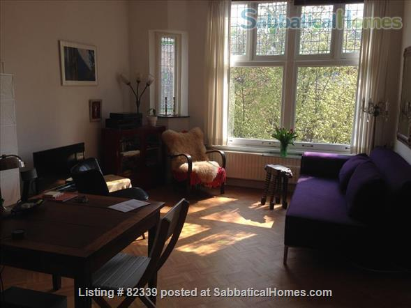 Lovely apartment in most charming part of AMSTERDAM Home Rental in Amsterdam, Noord-Holland, Netherlands 0