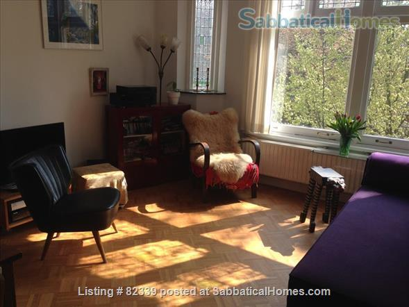 Lovely apartment in most charming part of AMSTERDAM Home Rental in Amsterdam, Noord-Holland, Netherlands 2