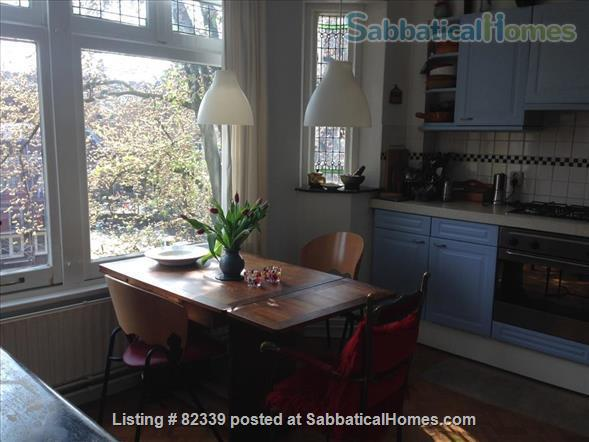 Lovely apartment in most charming part of AMSTERDAM Home Rental in Amsterdam, Noord-Holland, Netherlands 3