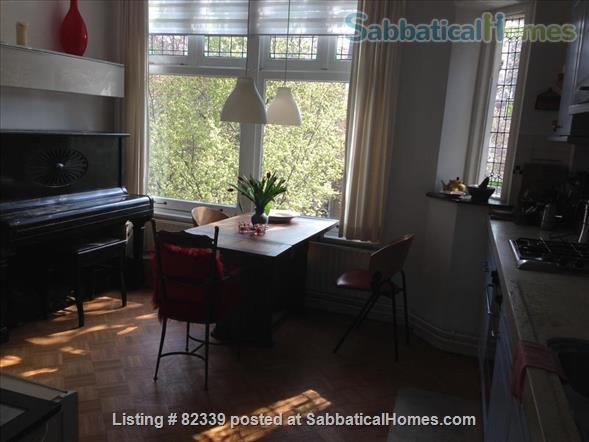 Lovely apartment in most charming part of AMSTERDAM Home Rental in Amsterdam, Noord-Holland, Netherlands 5