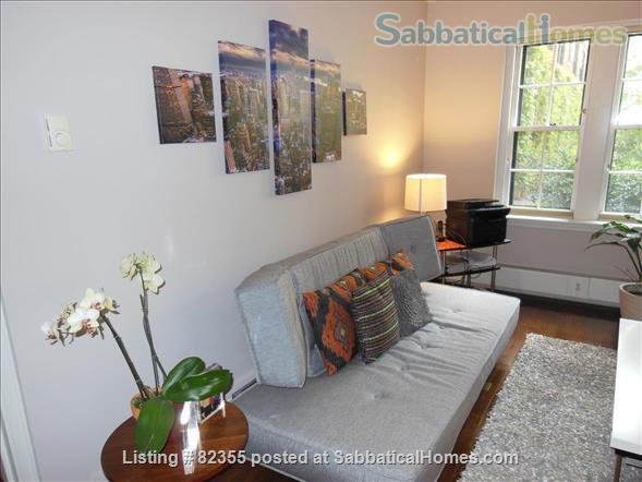 HARVARD SQUARE 2br&2br (fully furnished&renovated) Home Rental in Cambridge, Massachusetts, United States 2