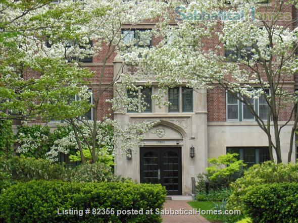 HARVARD  SQUARE 2br&2br (fully furnished&renovated) Home Rental in Cambridge, Massachusetts, United States 1
