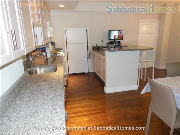 HARVARD SQUARE 2br&2br (fully furnished&renovated) Home Rental in Cambridge, Massachusetts, United States 3