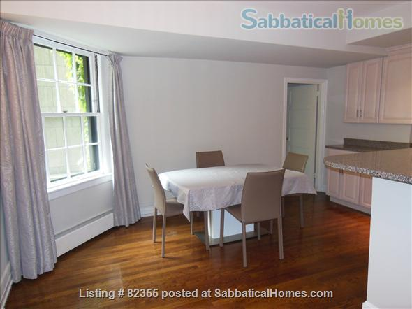 HARVARD SQUARE 2br&2br (fully furnished&renovated) Home Rental in Cambridge, Massachusetts, United States 4