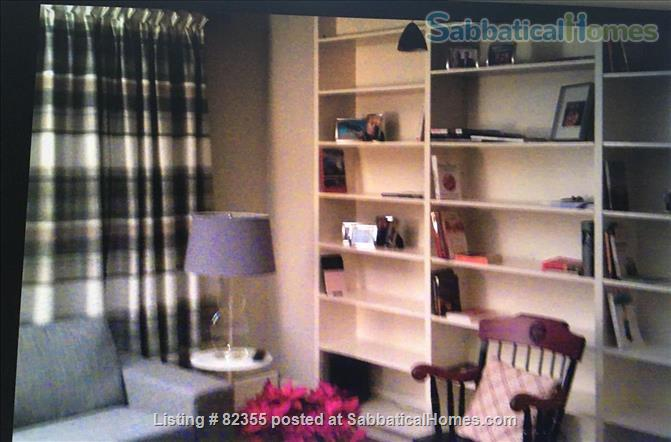 HARVARD  SQUARE 2br&2br (fully furnished&renovated) Home Rental in Cambridge, Massachusetts, United States 7
