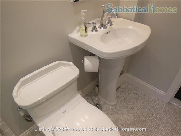 HARVARD  SQUARE 2br&2br (fully furnished&renovated) Home Rental in Cambridge, Massachusetts, United States 8