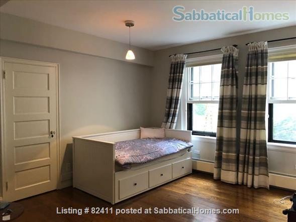 STEPS FROM HARVARD SQ(2BR2BATH) Fully furnish&renovated Next HKS, HLS, HBS Home Rental in Cambridge, Massachusetts, United States 5