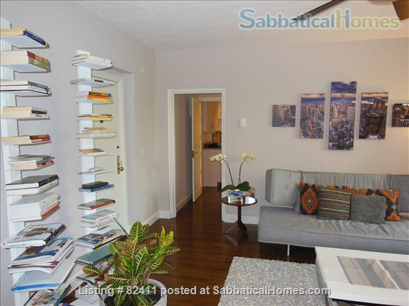 STEPS FROM HARVARD SQ(2BR2BATH) Fully furnish&renovated Next HKS, HLS, HBS Home Rental in Cambridge, Massachusetts, United States 7