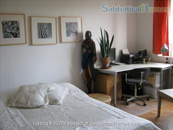 Bright Spacious 4-room / 100m2+,  in Bonn-Sudstadt- fully furnished apartment for short term rental  – 1,500 Euros per month Includes heating/electric/water and Internet-telephone. Home Rental in Bonn, NRW, Germany 4