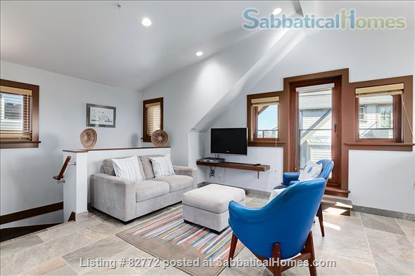Little House near UBC, Point Grey, Ocean View, Home Rental in Vancouver, British Columbia, Canada 0