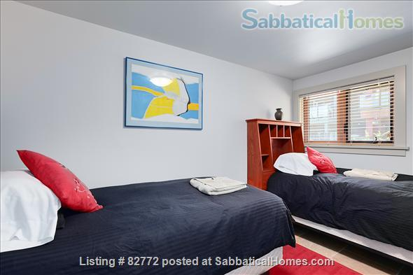 Little House near UBC, Point Grey, Ocean View, Home Rental in Vancouver, British Columbia, Canada 4