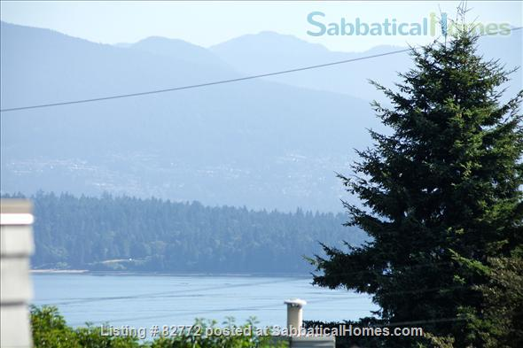 Little House near UBC, Point Grey, Ocean View, Home Rental in Vancouver, British Columbia, Canada 5
