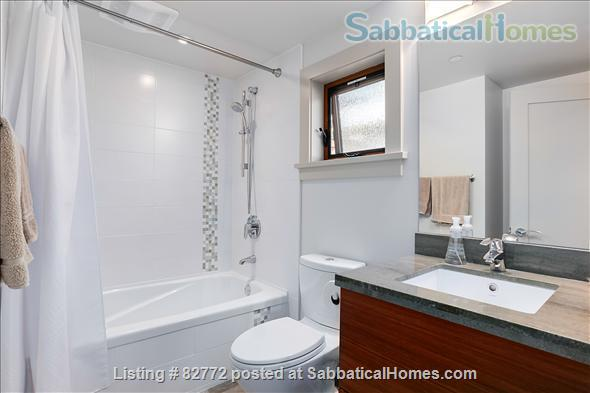 Little House near UBC, Point Grey, Ocean View, Home Rental in Vancouver, British Columbia, Canada 7