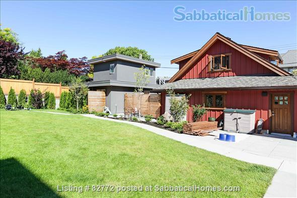 Little House near UBC, Point Grey, Ocean View, Home Rental in Vancouver, British Columbia, Canada 8