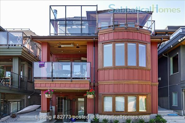 1 or 2 Bedroom New Garden Level Suite  Home Rental in Vancouver, British Columbia, Canada 1