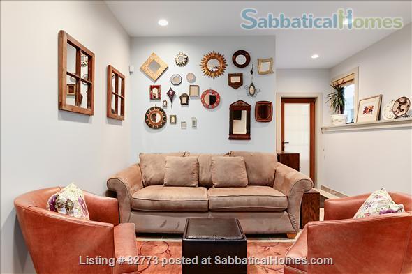 1 or 2 Bedroom New Garden Level Suite  Home Rental in Vancouver, British Columbia, Canada 0