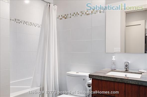 1 or 2 Bedroom New Garden Level Suite  Home Rental in Vancouver, British Columbia, Canada 6