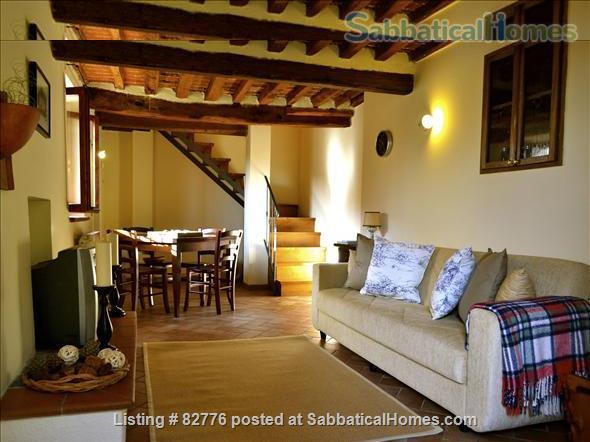 Tuscan Cottage Home Rental in Casalguidi, Tuscany, Italy 1