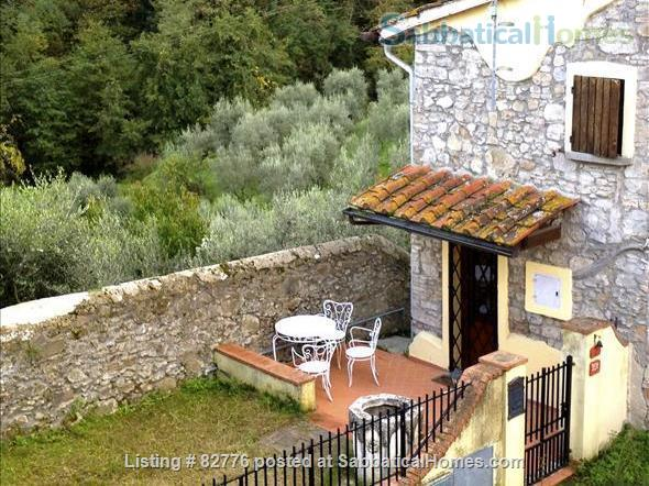Tuscan Cottage Home Rental in Casalguidi, Tuscany, Italy 2