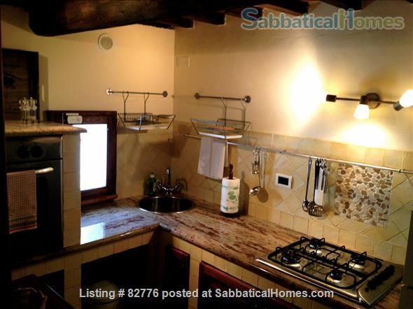 Tuscan Cottage Home Rental in Casalguidi, Tuscany, Italy 4