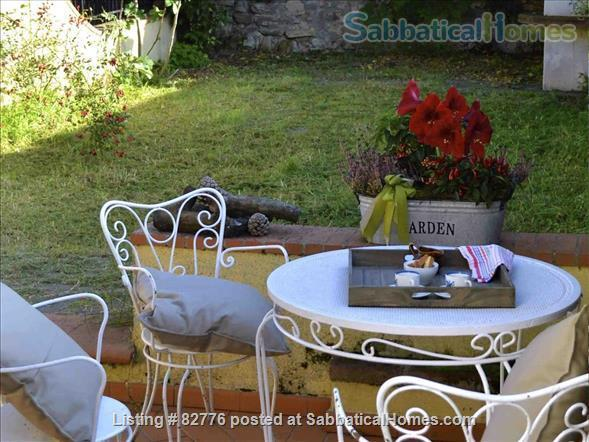 Tuscan Cottage Home Rental in Casalguidi, Tuscany, Italy 5