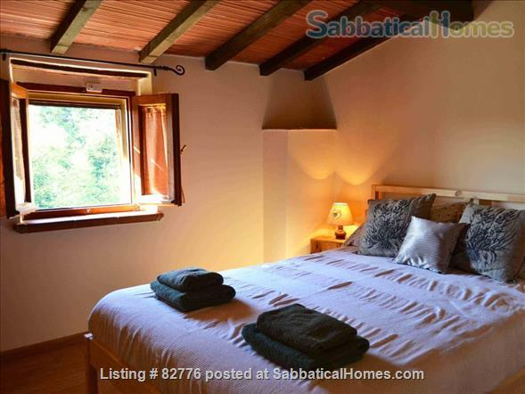Tuscan Cottage Home Rental in Casalguidi, Tuscany, Italy 7