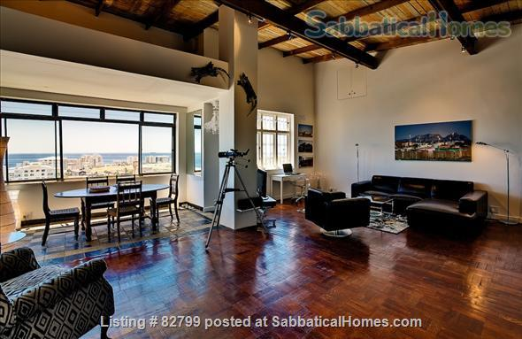 CAPE TOWN : GREAT TWO BEDROOM APARTMENT WITH AMAZING SEA VIEWS Home Rental in Cape Town, WC, South Africa 0