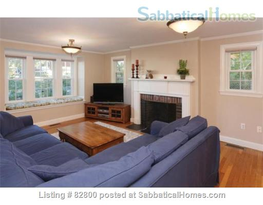 Newton Center/Boston - Our Sabbatical Favorite - July 1, 2021 Home Rental in Newton, Massachusetts, United States 0