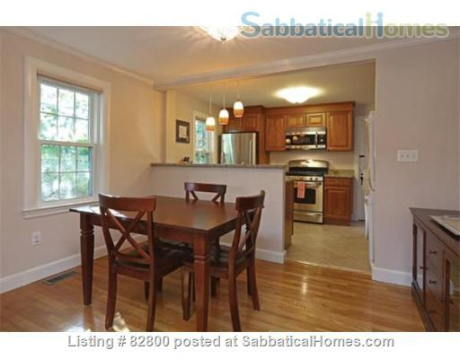Newton Center/Boston - Our Sabbatical Favorite - July 1, 2021 Home Rental in Newton, Massachusetts, United States 1