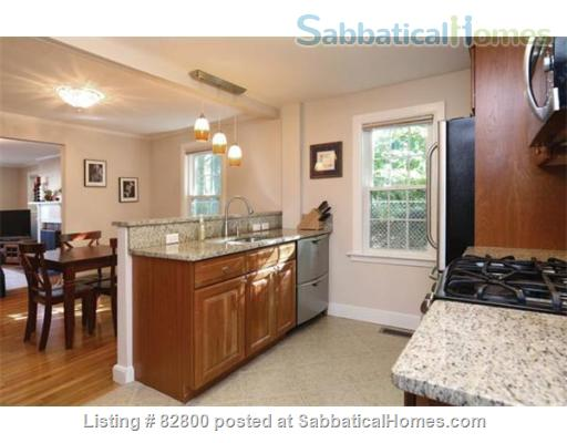 Newton Center/Boston - Our Sabbatical Favorite - July 1, 2021 Home Rental in Newton, Massachusetts, United States 2