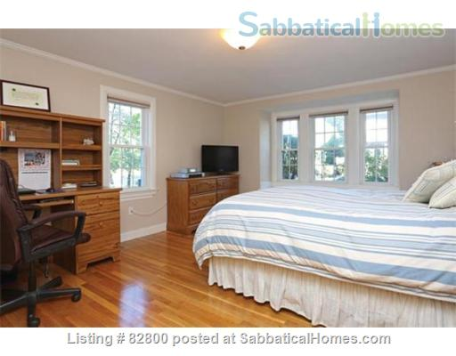 Newton Center/Boston - Our Sabbatical Favorite - July 1, 2021 Home Rental in Newton, Massachusetts, United States 3