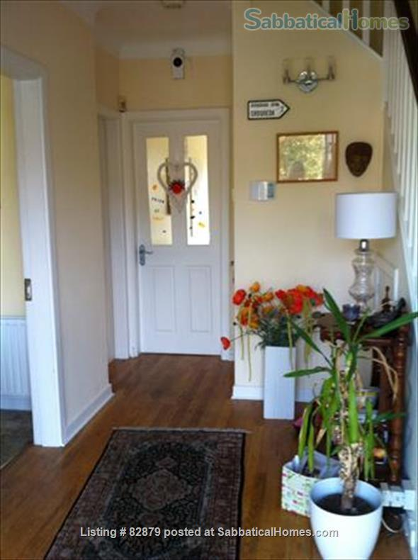 Attractive 4 bedroom house in Dublin, Ireland Home Exchange in Churchtown 1 - thumbnail