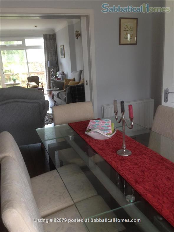 Attractive 4 bedroom house in Dublin, Ireland Home Exchange in Churchtown 7 - thumbnail