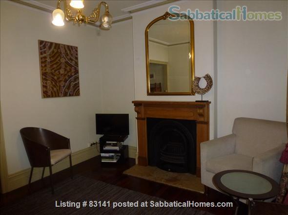 Beautiful 2 bedroom terrace Glebe, near Sydney Uni, UTS, RPA Fully equipped. Elegantly furnished. Home Rental in Glebe, NSW, Australia 0