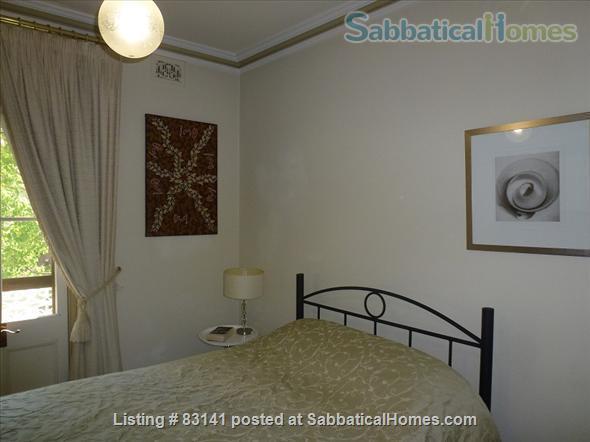 Beautiful 2 bedroom terrace Glebe, near Sydney Uni, UTS, RPA Fully equipped. Elegantly furnished. Home Rental in Glebe, NSW, Australia 4