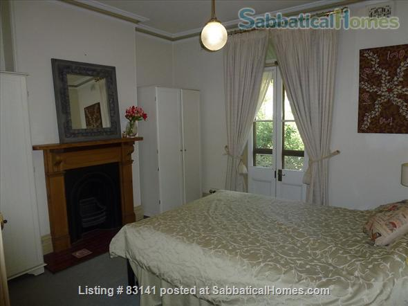 Beautiful 2 bedroom terrace Glebe, near Sydney Uni, UTS, RPA Fully equipped. Elegantly furnished. Home Rental in Glebe, NSW, Australia 5